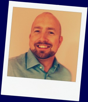 Photo polaroid of Shaun Baker, Business Consultant, RH Small Business Support