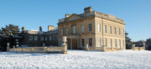 Blaise Castle in the Winter, Bristol